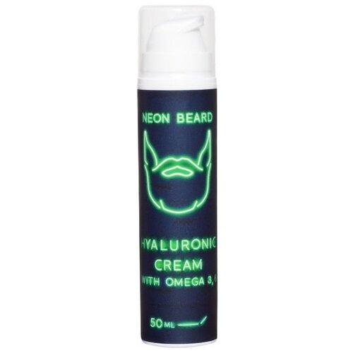 NEON BEARD Green Neon с Омега 3,6 50 мл neon green