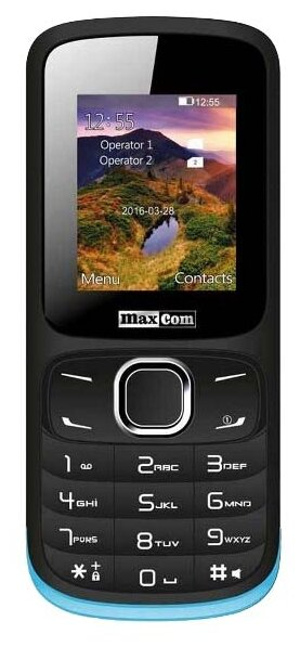 MaxCom Телефон MaxCom MM128
