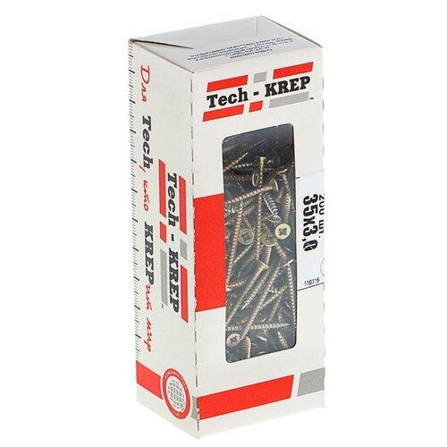 Саморез Tech-KREP 102228 3,0х35 мм 200 шт саморез tech krep 100100 13ммx4 2 мм 1000шт