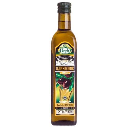 DELPHI Масло оливковое с острова Крит 0.5 л