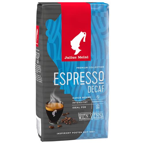 Кофе в зернах Julius Meinl Espresso Decaf Premium Collection, арабика/робуста, 250 г julius meinl грандэ эспрессо кофе в зернах 500 г