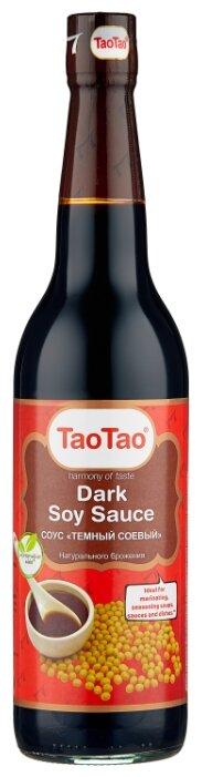 Соус TaoTao Соевый темный, 750 г