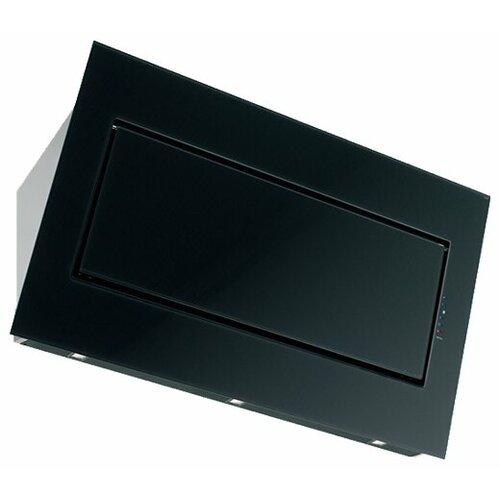 Фото - Каминная вытяжка FALMEC Quasar vetro Parete 90 black (800) кухонная вытяжка falmec mirabilia isola 67 alphabet vetro 800 ecp