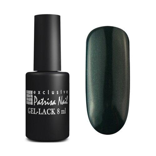 Гель-лак для ногтей Patrisa Nail Volcanic, 8 мл, V17 Темная морская волна с микрошиммером гель лак для ногтей patrisa nail volcanic 8 мл v17 темная морская волна с микрошиммером