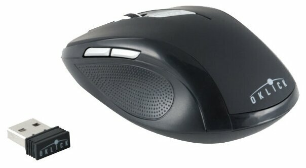 Мышь Oklick 465MW Black USB