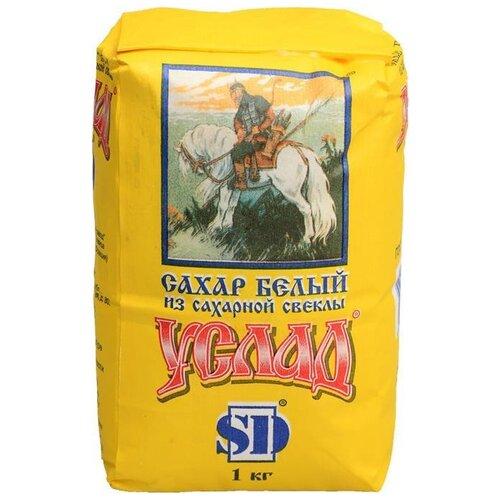Сахар Услад свекловичный сахар-песок 1 кг