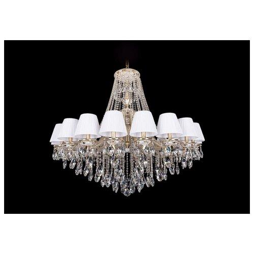 Люстра Bohemia Ivele Crystal 1771 1771/20/410/B/GW/SH32-160, E14, 800 Вт настольная лампа bohemia ivele 7003 1 33 gw sh2 160