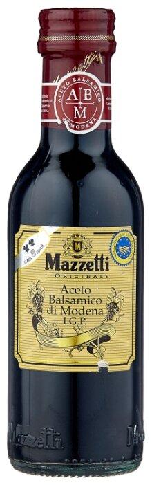 Уксус Mazzetti l'Originale бальзамический из Модены 2 листочка 250 мл