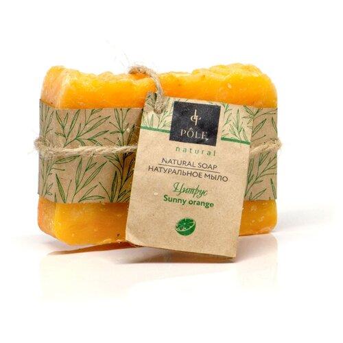 Купить Мыло кусковое POLE Sunny orange, 120 г