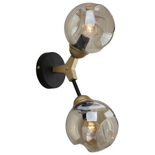 Настенный светильник Omnilux Sandrigo OML-93601-02, 80 Вт настенный светильник omnilux asiago oml 85301 02 80 вт