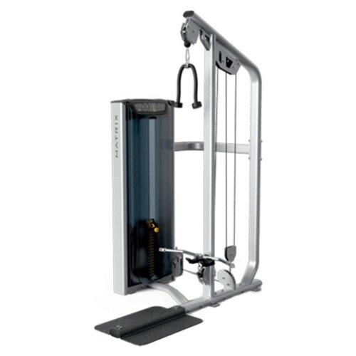 Многофункциональный тренажер Matrix VERSA VS-S401H серый тренажер многофункциональный royal fitness bench 1520