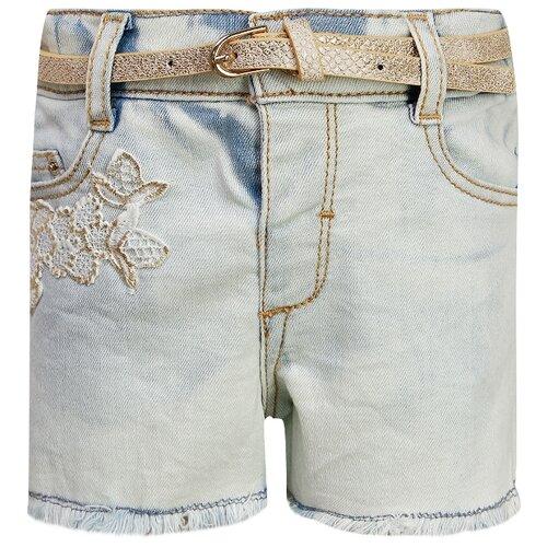 Купить Шорты Mayoral 01226 размер 80, голубой, Брюки и шорты