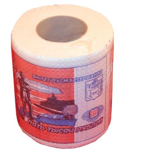 Туалетная бумага Эврика 5000 рублей