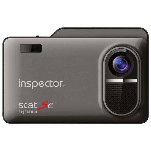 Видеорегистратор с радар-детектором Inspector SCAT Se черныйВидеорегистраторы<br>