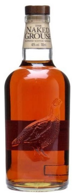 Купить Виски The Naked Grouse 0.7л Шотландия - цена