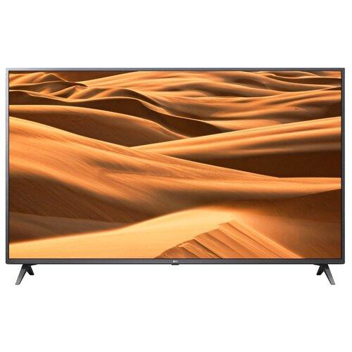 Фото - Телевизор LG 65UM7300 65 (2019) черный телевизор