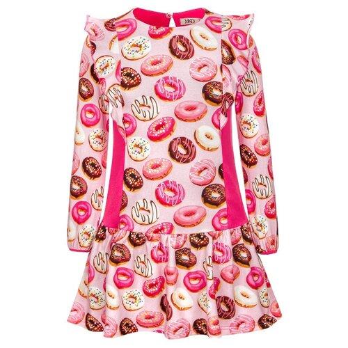 Купить Платье M&D размер 110, фуксия, Платья и сарафаны