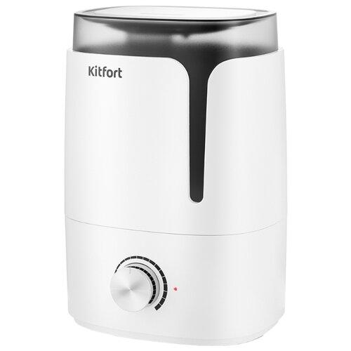 Увлажнитель воздуха Kitfort KT-2802-1, белый