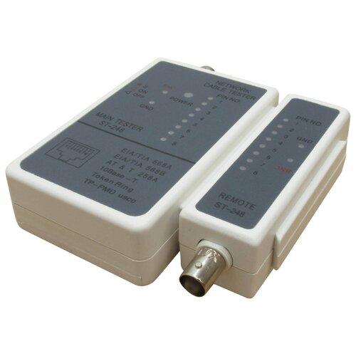 Кабельный тестер цифровой Telecom ST-248