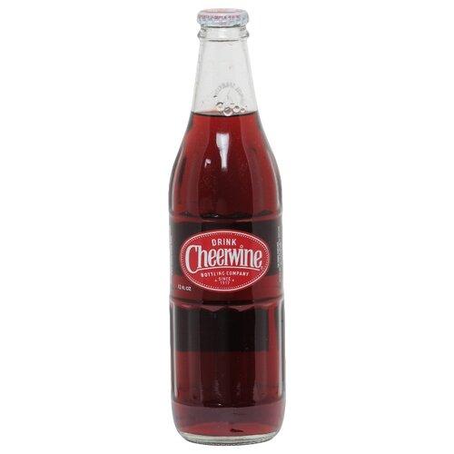 Газированный напиток Cheerwine, 0.355 л