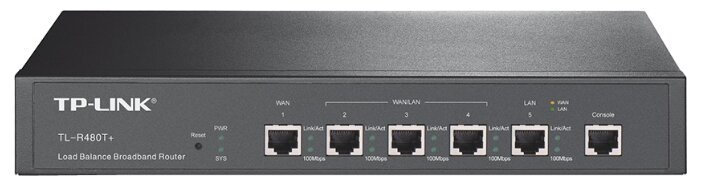 TP-LINK Маршрутизатор TP-LINK TL-R480T+