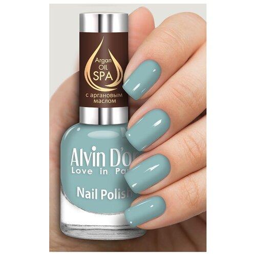 Лак Alvin D'or SPA Argan Oil, 15 мл, оттенок 5003 лак alvin d or spa argan oil 15 мл оттенок 5036