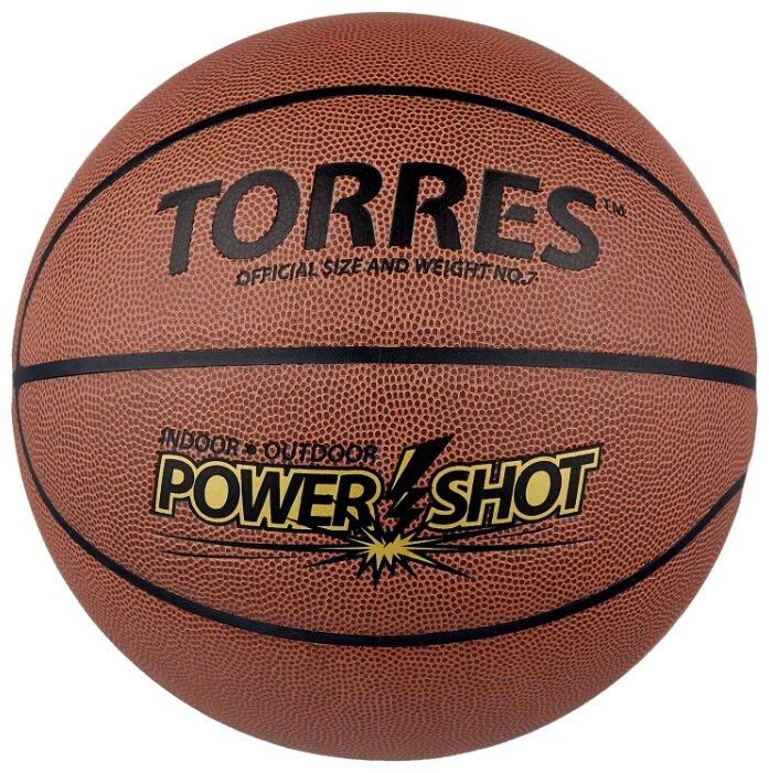 Баскетбольный мяч TORRES B10087, р. 7