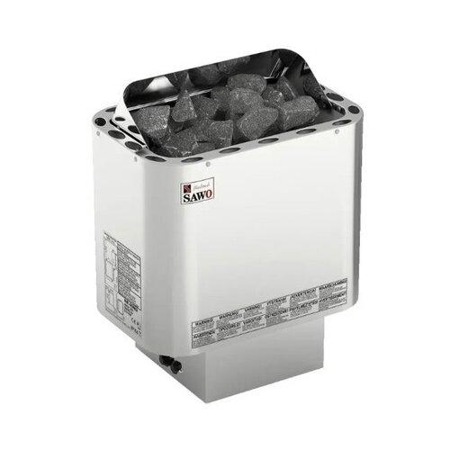 Электрическая банная печь Sawo Nordex Mini NRMN-23Ni2-Z серый