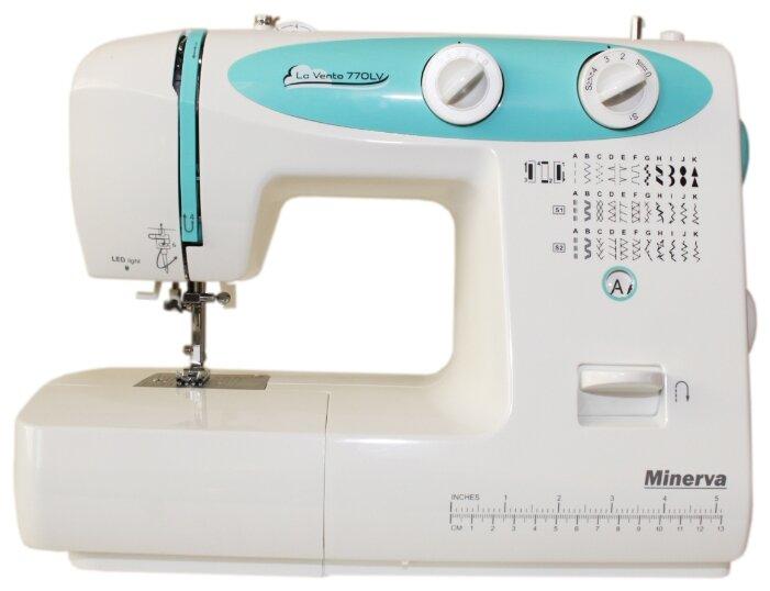 Швейная машина Minerva LA VENTO 770LV