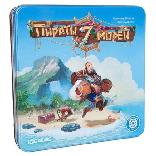 Настольная игра Cosmodrome Games Пираты 7 Морей