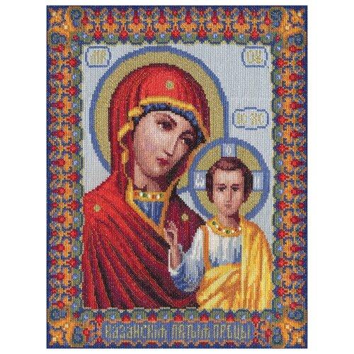 Купить PANNA Набор для вышивания Казанская икона Богородицы 24 х 29 см (ЦМ-0809), Наборы для вышивания