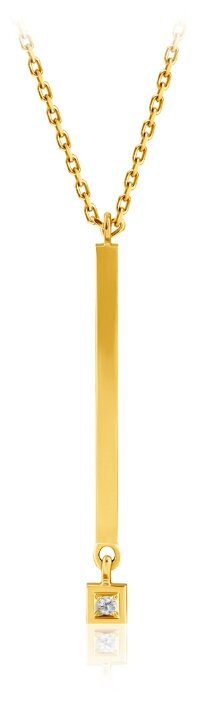 Бронницкий Ювелир Колье из желтого золота 54519017