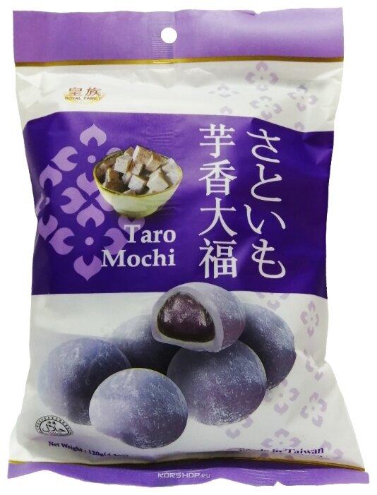 Моти Royal Family Taro Mochi 120 г