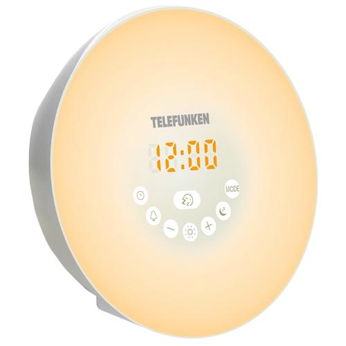 Радиобудильник TELEFUNKEN TF-1589B белый