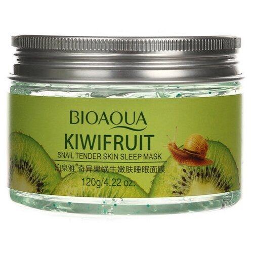 BioAqua Ночная маска для лица с киви, 120 гМаски<br>