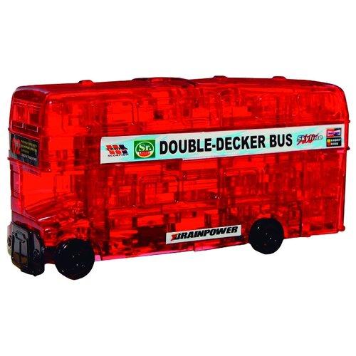Купить Автобус красный, Hobby Day, Головоломки