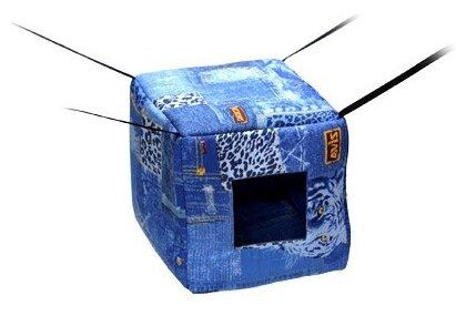 Гамак для хорьков Зоо Фортуна Куб гх-005 26х26 см