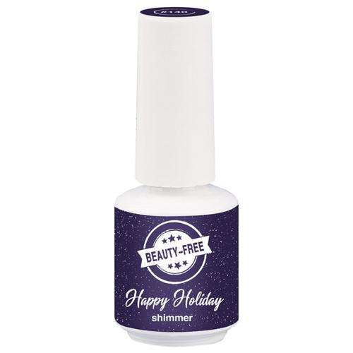 Купить Гель-лак для ногтей Beauty-Free Happy Holiday, 8 мл, Почти полночь