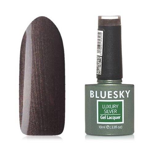 цена на Гель-лак Bluesky Luxury Silver, 10 мл, оттенок №646