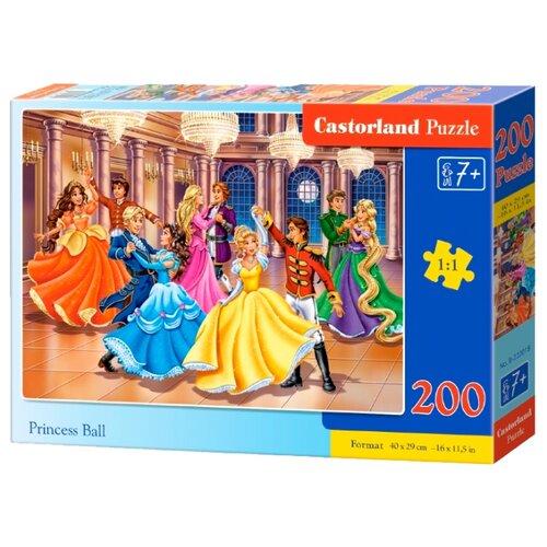 Купить Пазл Castorland Бал принцесс (B-222018), 200 дет., Пазлы