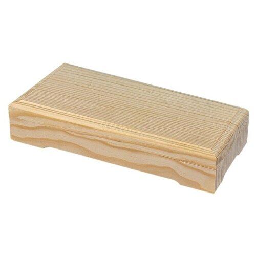 Купить Mr. Carving Заготовка для декорирования Шкатулка Купюрница ПР-20 бежевый, Декоративные элементы и материалы