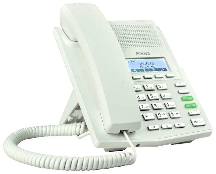 VoIP-телефон Fanvil X3P white