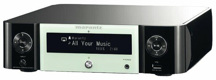 Сетевой аудиоплеер Marantz Melody Stream M-CR511