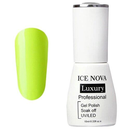 Купить Гель-лак для ногтей ICE NOVA Luxury Professional, 10 мл, 071 bumblebee