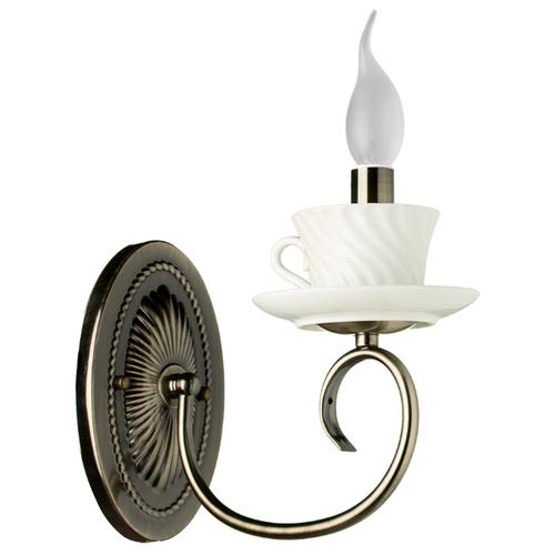 цена на Настенный светильник Arte Lamp Teapot A6380AP-1AB, 40 Вт
