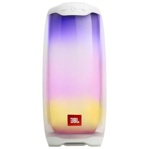Купить Портативная акустика JBL Pulse 4 white