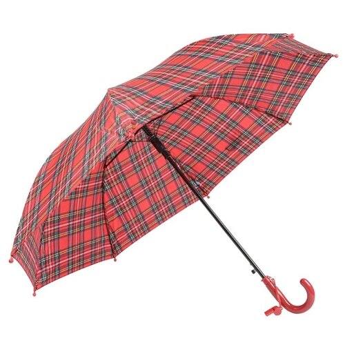 Зонт-трость Rain Lucky 922-6 LACY, детский со свистком