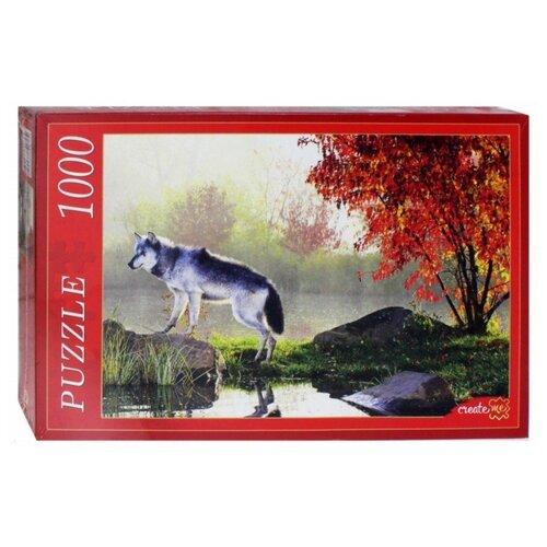 Фото - Пазл Рыжий кот Одинокий волк (КБ1000-6925), 1000 дет. пазл рыжий кот konigspuzzle россия йошкар ола гик1000 6534 1000 дет