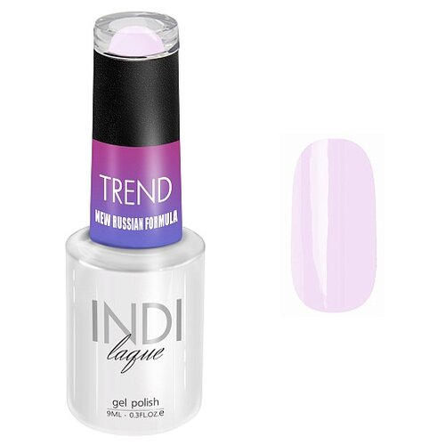Гель-лак для ногтей Runail Professional INDI Trend классические оттенки, 9 мл, 5108 гель лак для ногтей uno color классические оттенки 12 мл 445 розовый пион