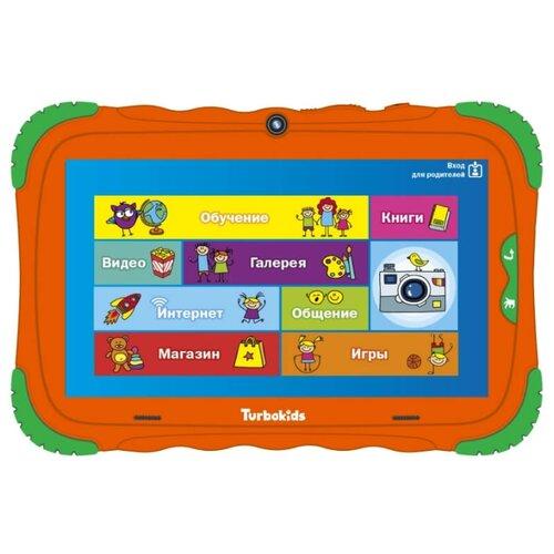 Планшет TurboKids S5 16Gb оранжевый